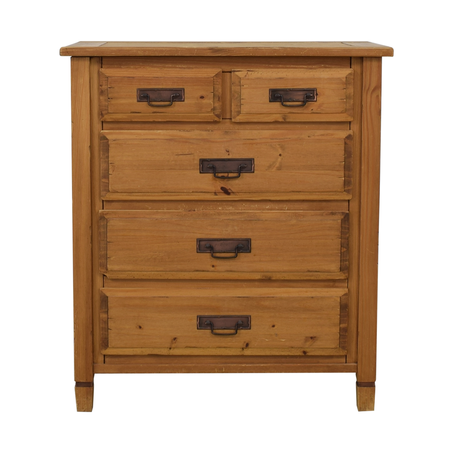 buy Pottery Barn Five Drawer Dresser Pottery Barn