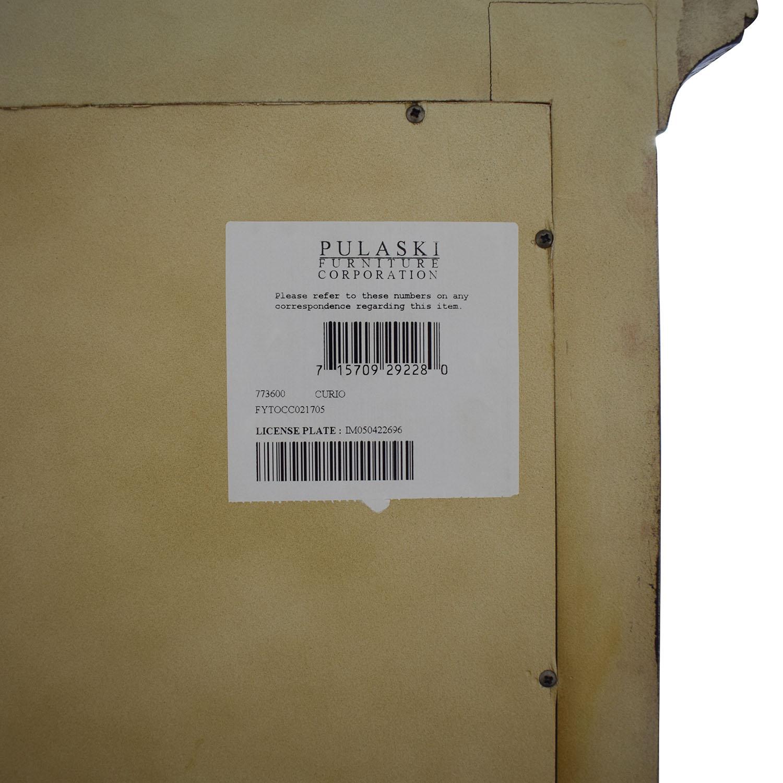 Pulaski Furniture Pulaski Furniture China Cabinet Storage