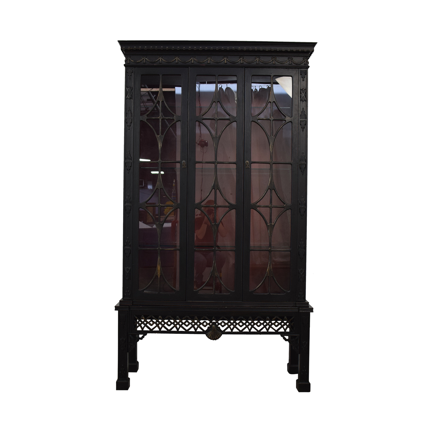 buy  Black Display Cabinet online