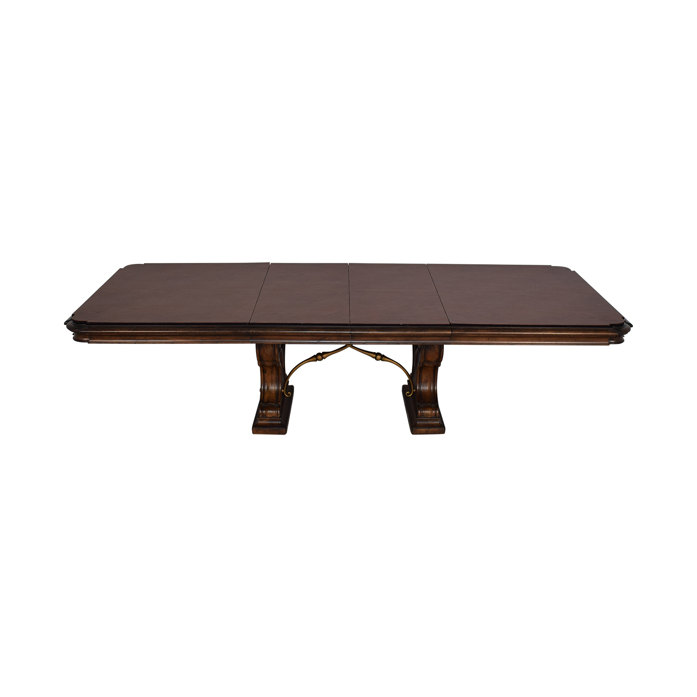 Thomasville Thomasville Bibbiano Trestle Dining Table nyc