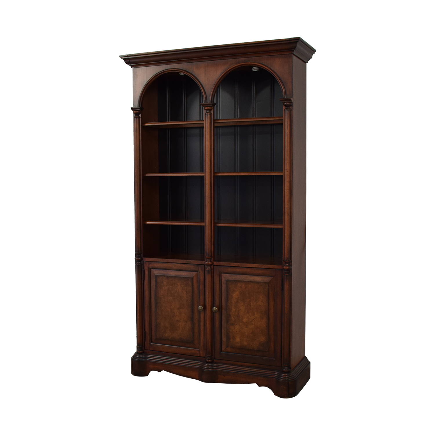 Hooker Furniture Hooker Furniture Bunching Bookcase dark brown