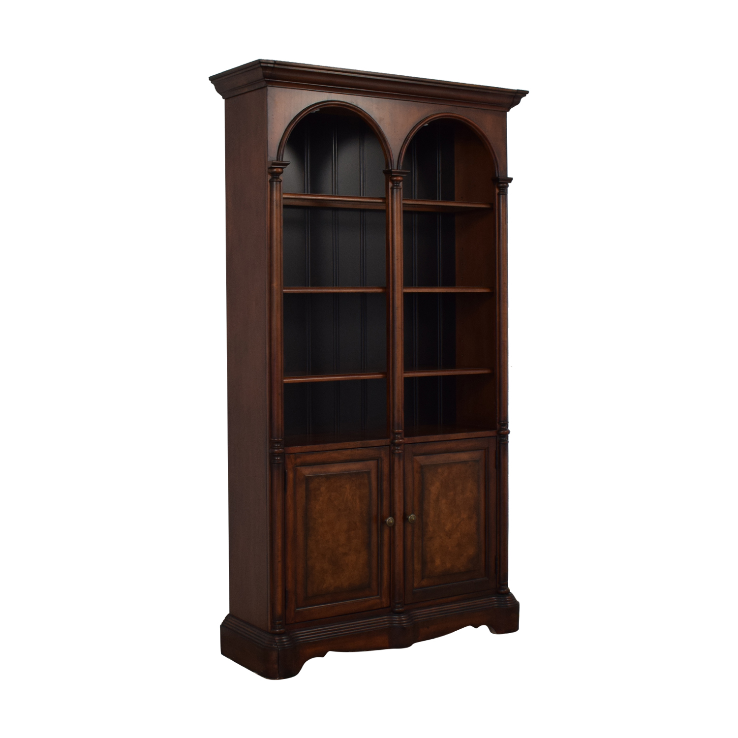 Hooker Furniture Hooker Furniture Bunching Bookcase dimensions