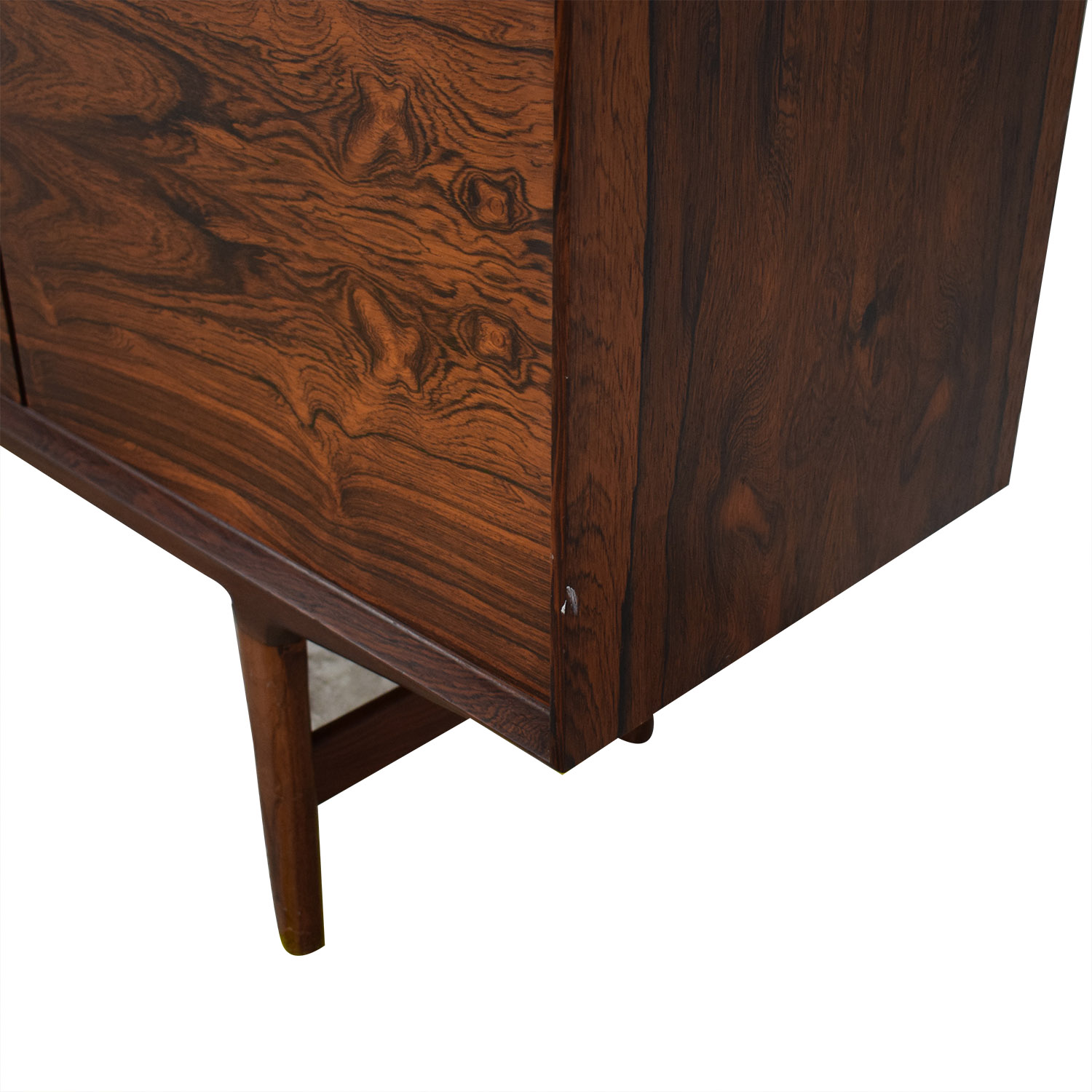 Mid Century Norwegian Modern Server / Cabinets & Sideboards