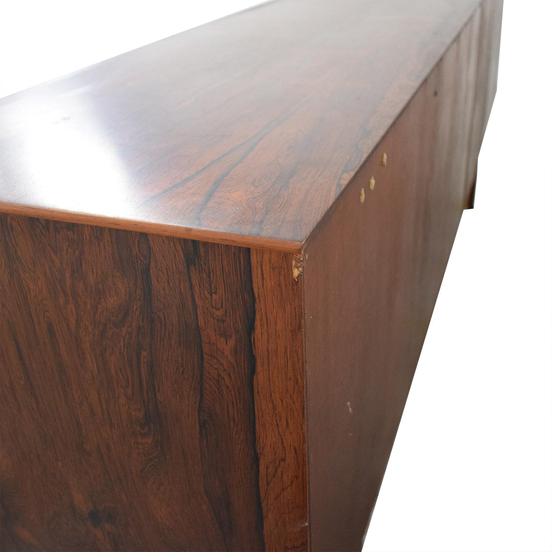 Mid Century Norwegian Modern Server / Cabinets & Sideboards