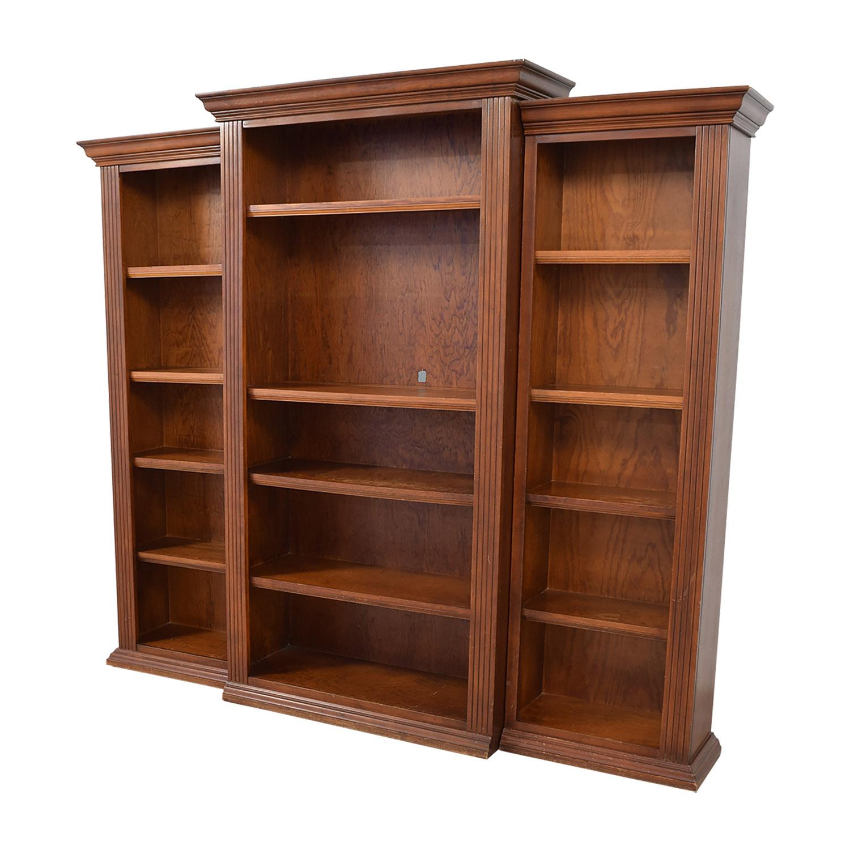Three Piece Bookcase on sale