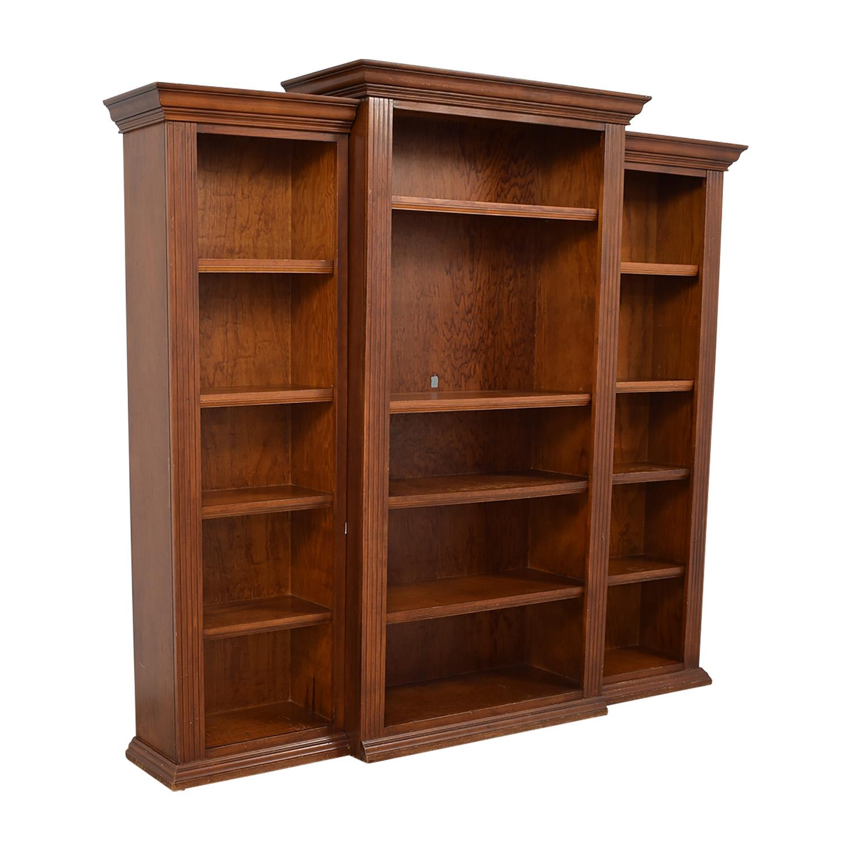 Three Piece Bookcase