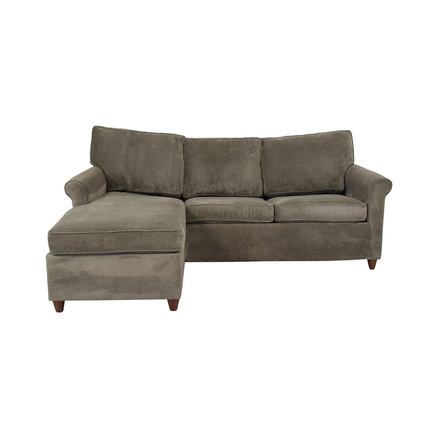 buy Macy's Lidia Chaise Sectional Queen Sleeper Sofa Macy's Sofas