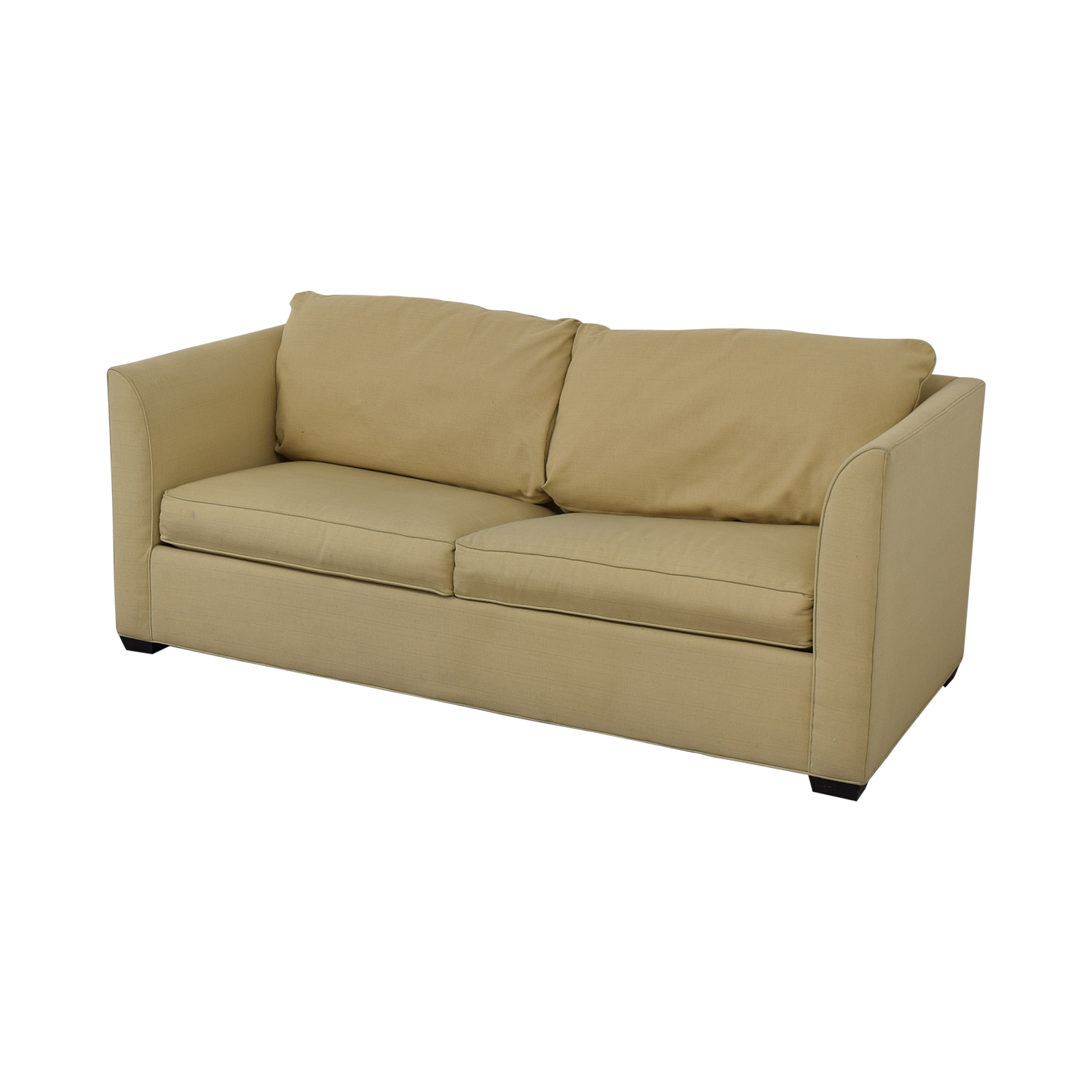 76% OFF - Room & Board Room & Board Modern Full Sleeper Sofa / Sofas