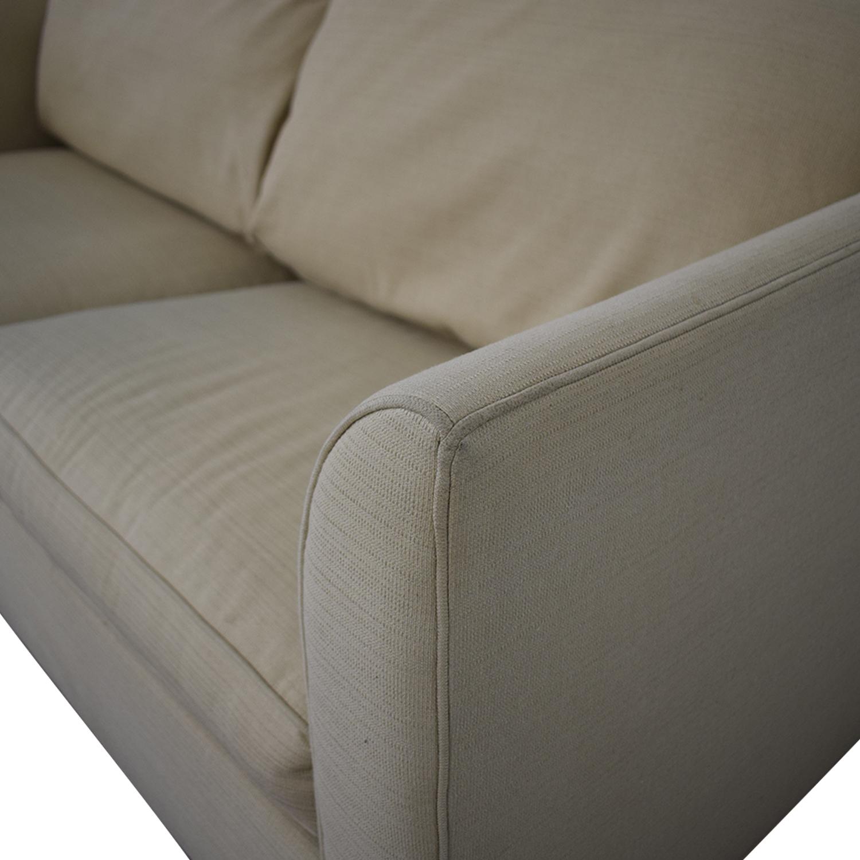 Room & Board Room & Board Modern Full Sleeper Sofa nj