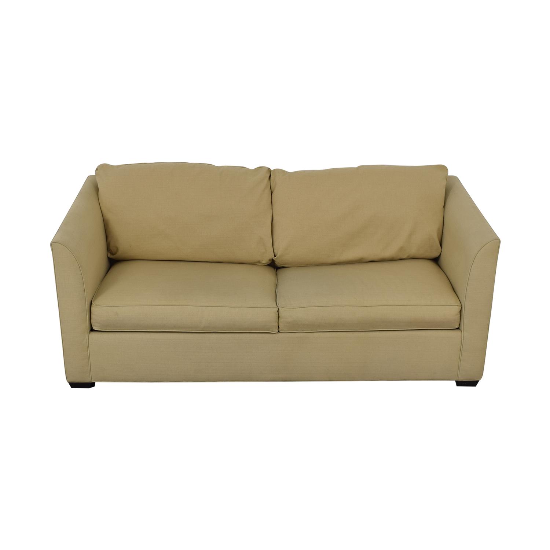 65% OFF - Room & Board Room & Board Modern Full Sleeper Sofa / Sofas