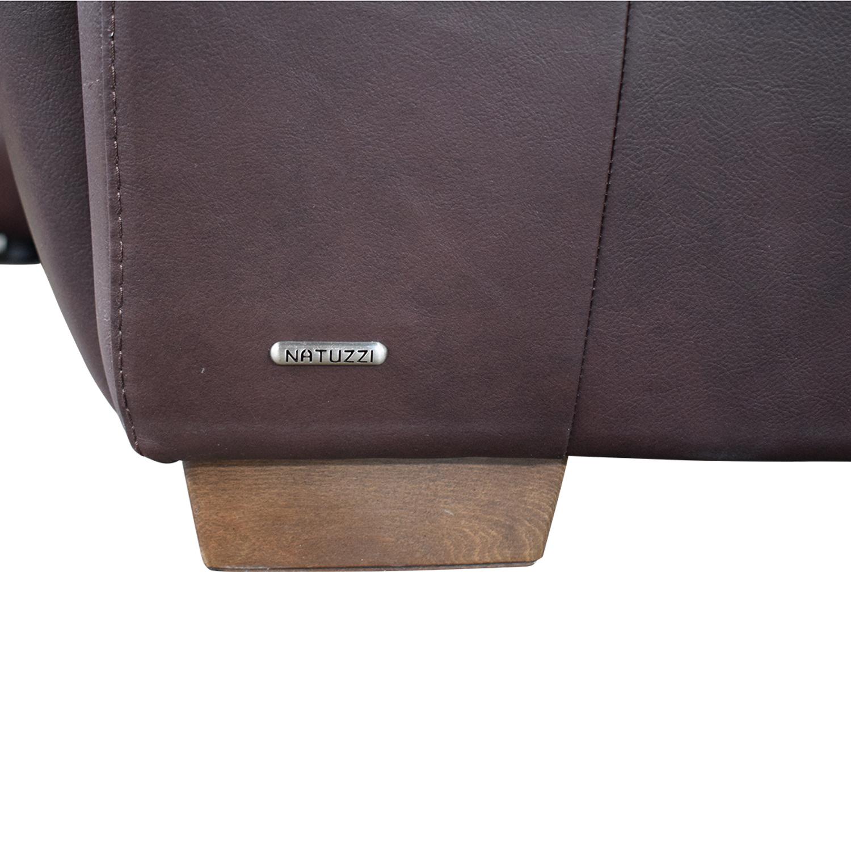 Natuzzi Natuzzi Reclining Sectional Sofa on sale