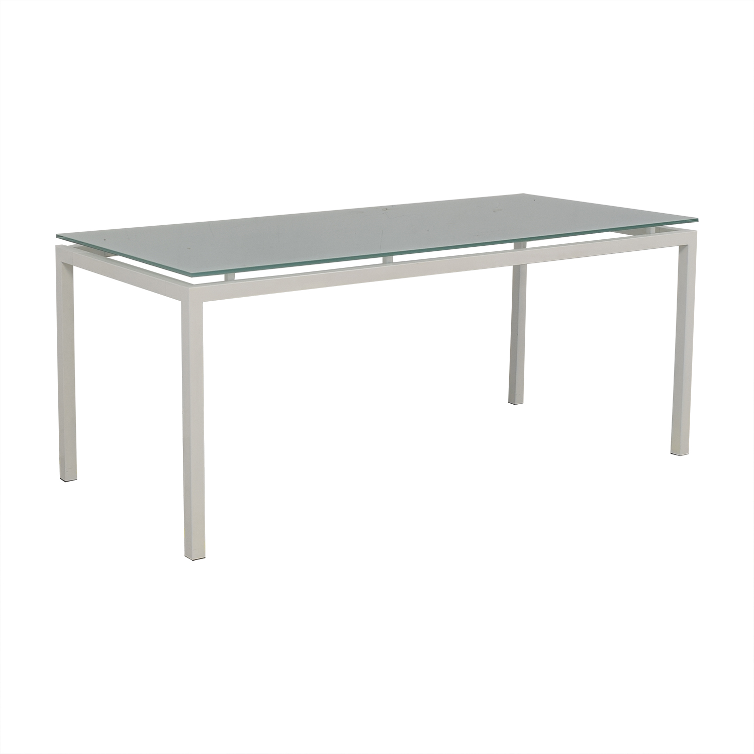 shop Design Within Reach Large Dining table Design Within Reach Tables
