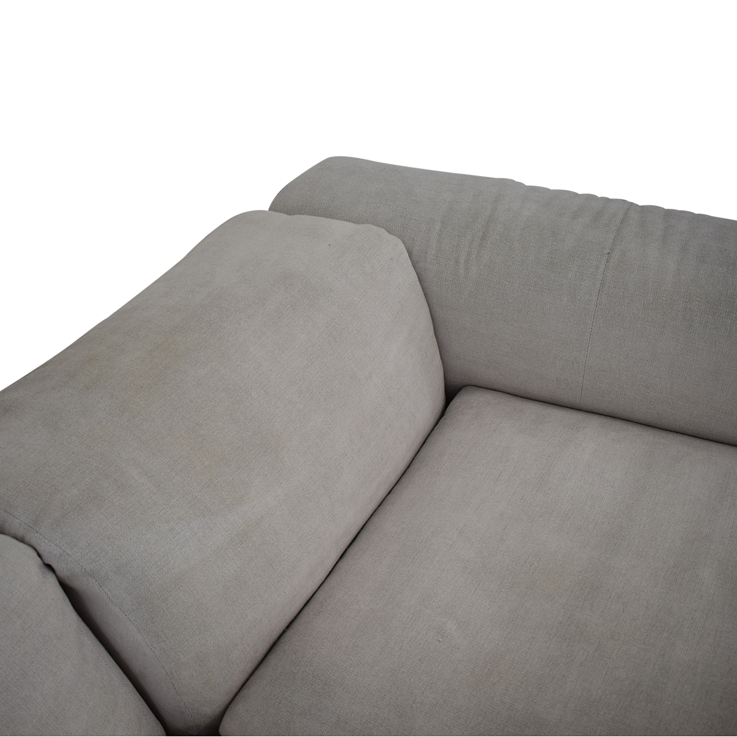 buy Design Within Reach Kelston Sectional with Chaise Design Within Reach Sectionals