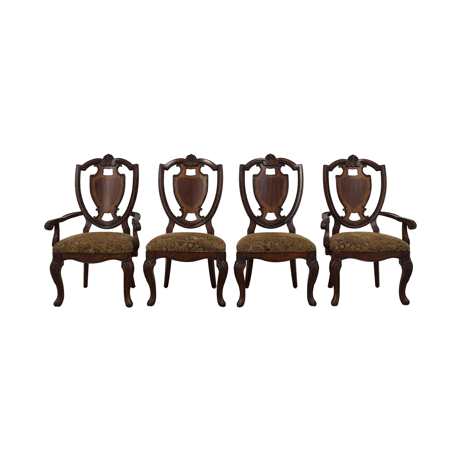 shop Macy's Macy's Upholstered Seat Dining Chairs online