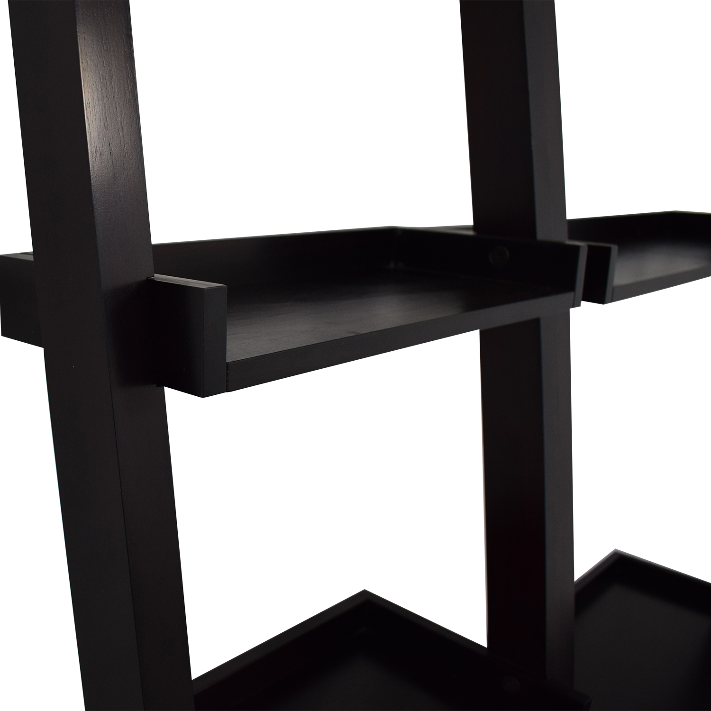 shop Crate & Barrel Crate and Barrel Ladder Shelf with Desk online