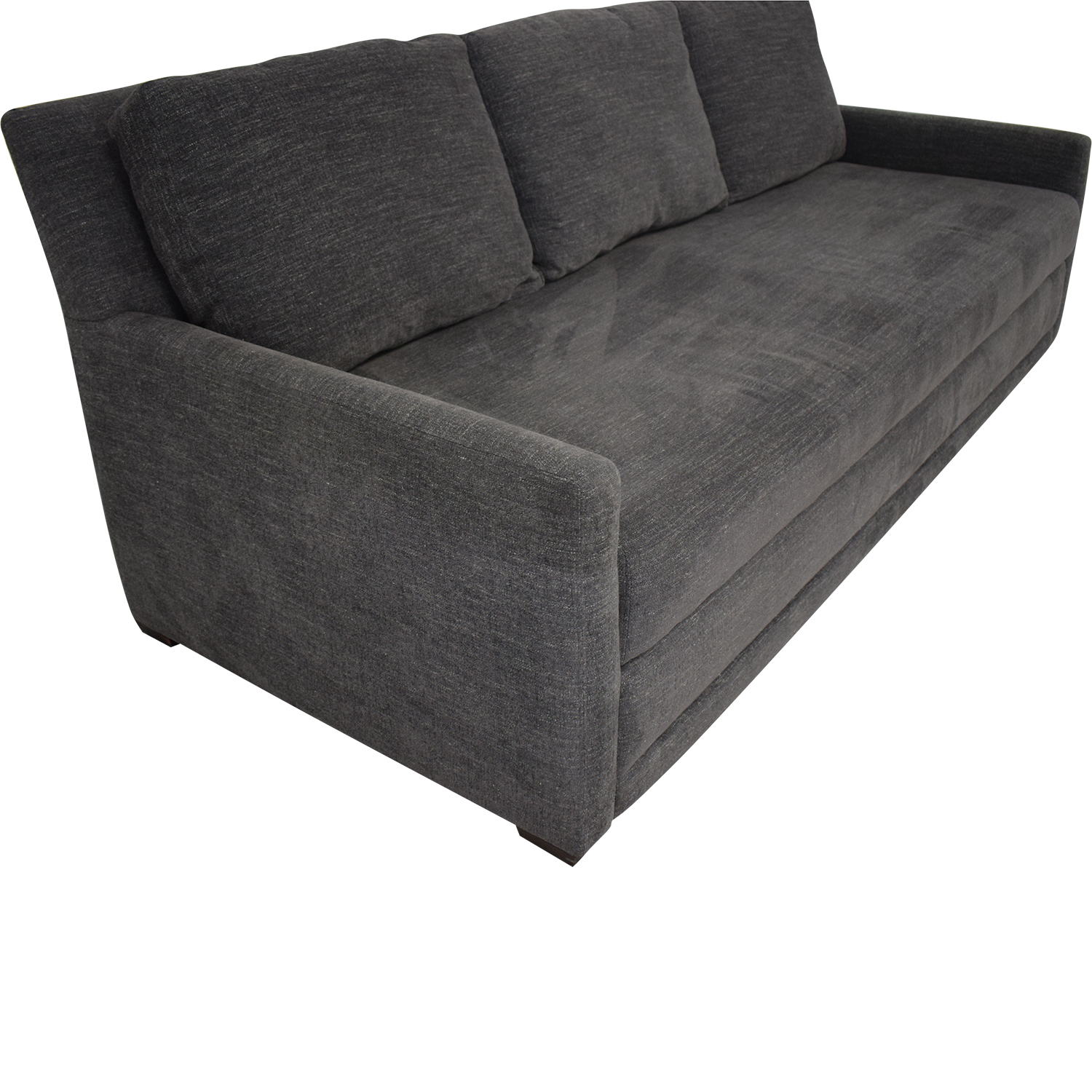 Crate & Barrel Crate & Barrel Reston Queen Trundle Sleeper Sofa