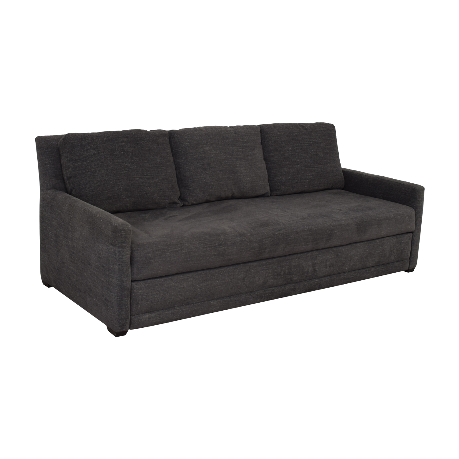 Crate & Barrel Crate & Barrel Reston Queen Trundle Sleeper Sofa price