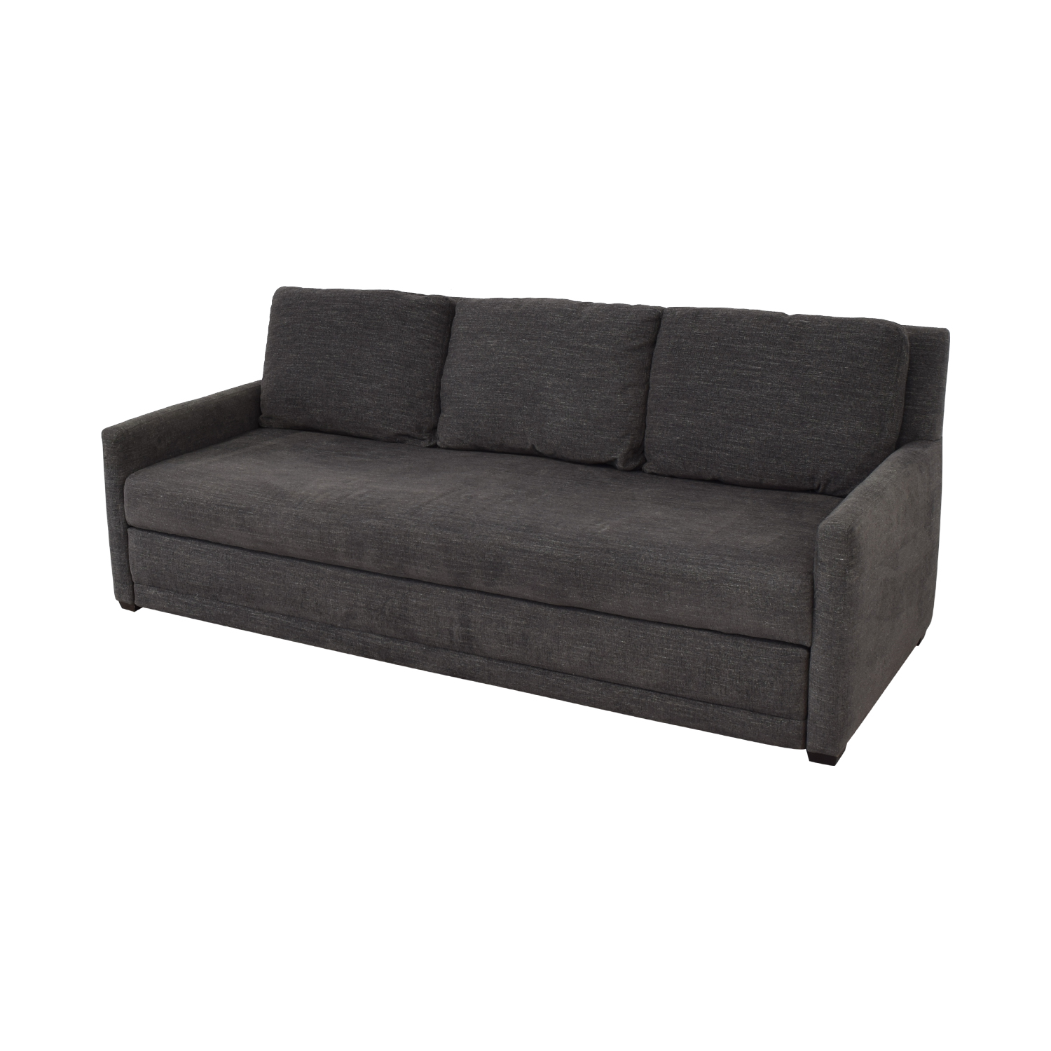 Crate & Barrel Crate & Barrel Reston Queen Trundle Sleeper Sofa discount