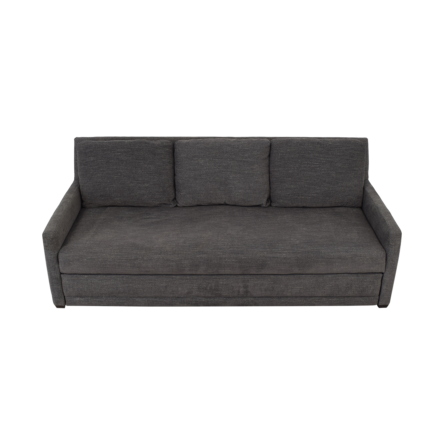 Crate & Barrel Reston Queen Trundle Sleeper Sofa / Sofa Beds