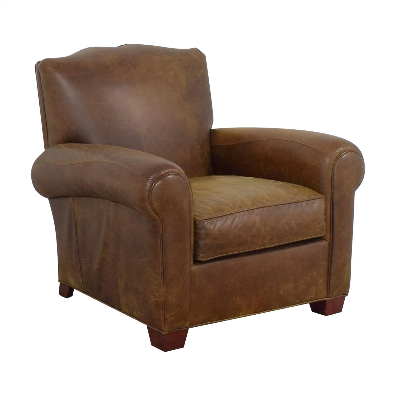 Zagaroli Classics Leather Club Chair / Chairs