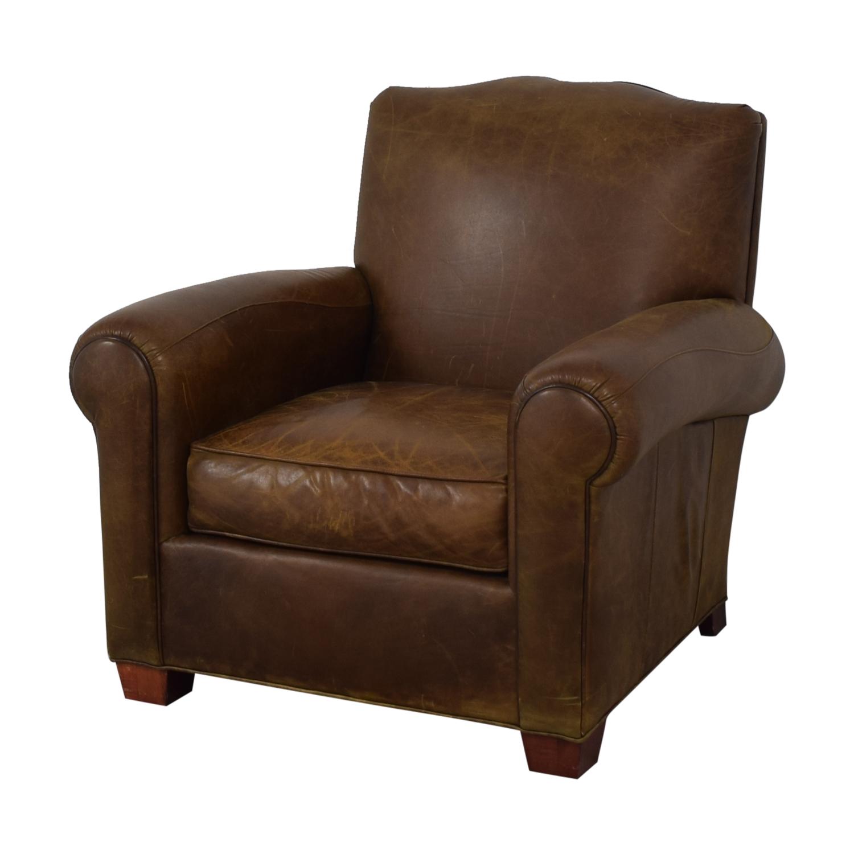 Zagaroli Classics Zagaroli Classics Leather Club Chair
