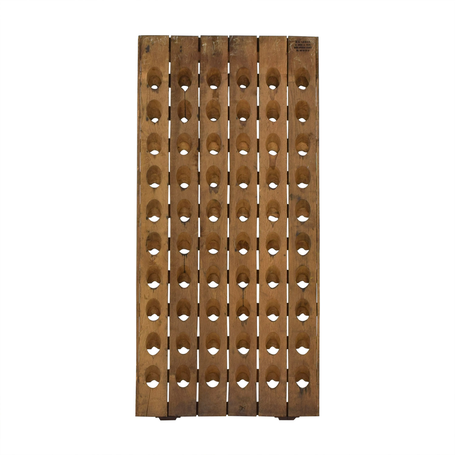 Sundance Decorative French Riddling Wine Rack Decorative Accents