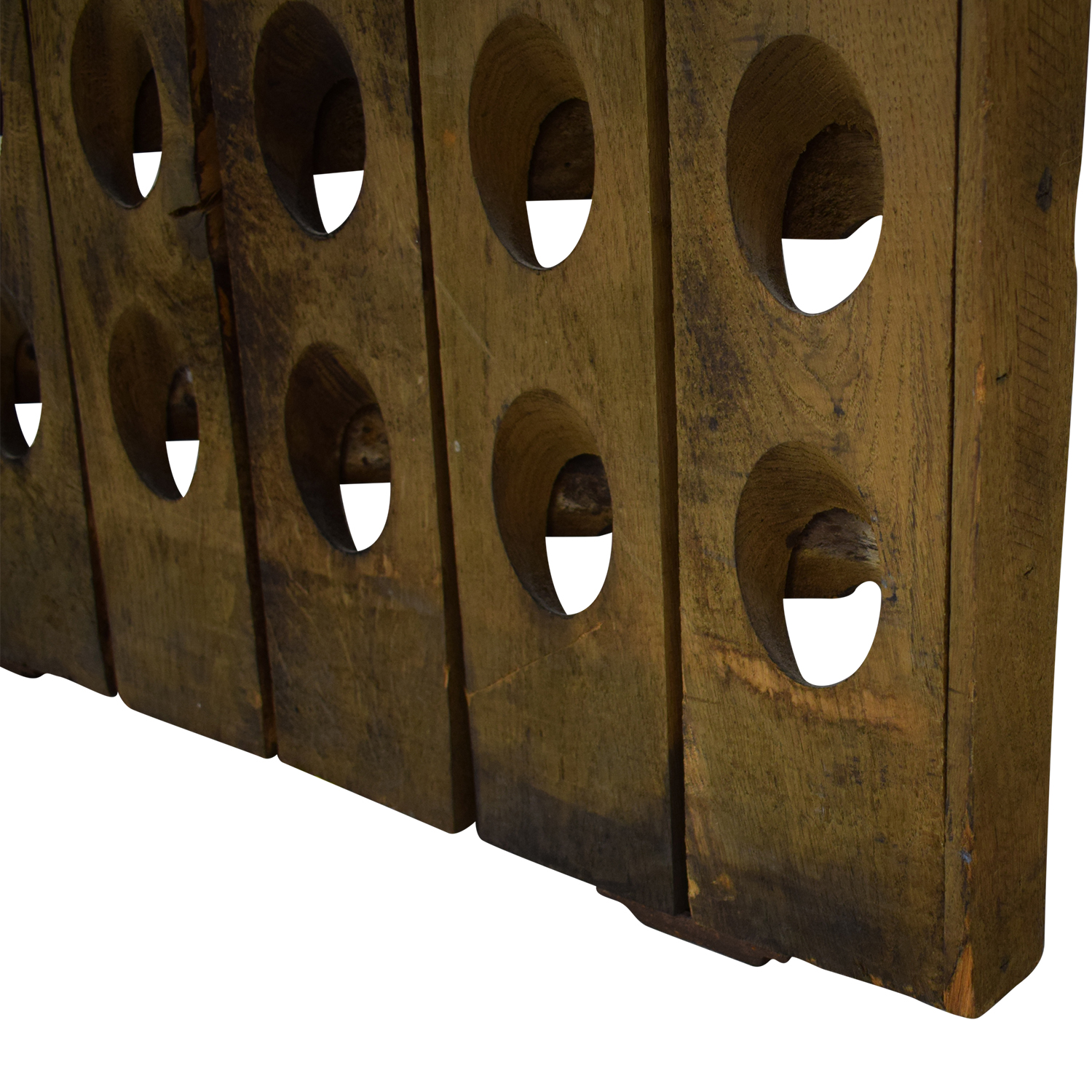 buy Decorative Riddling Wine Rack Sundance