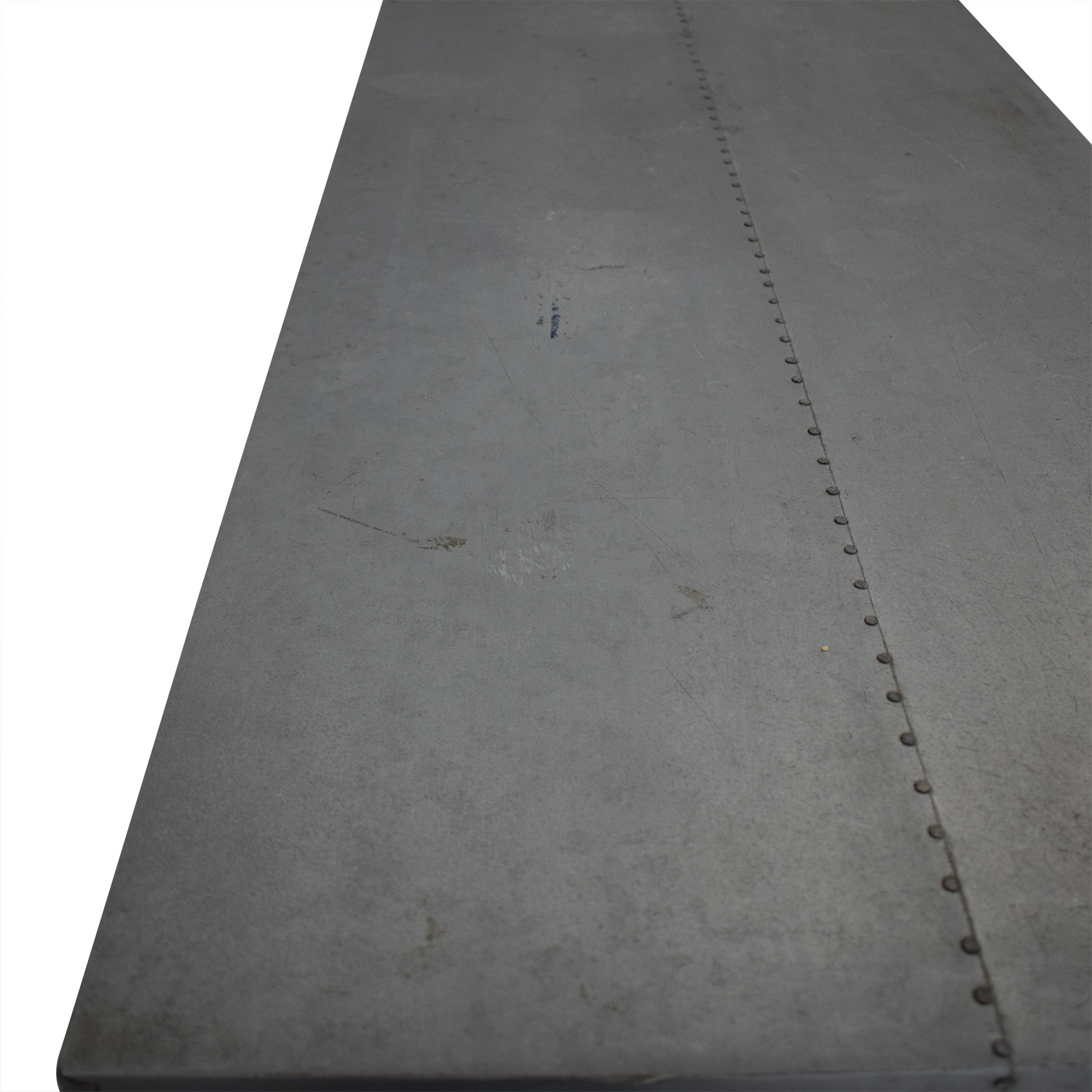 buy CB2 Steel Top Table CB2