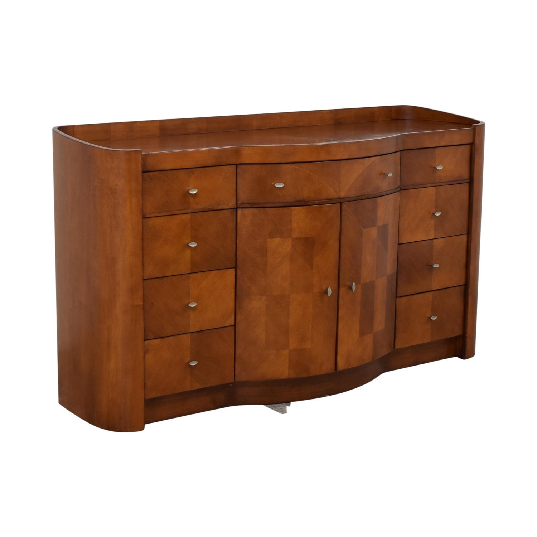 Raymour & Flanigan Raymour & Flanigan Teakwood Dresser used