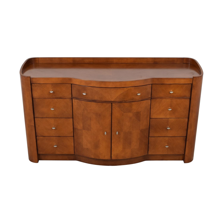Raymour & Flanigan Teakwood Dresser sale