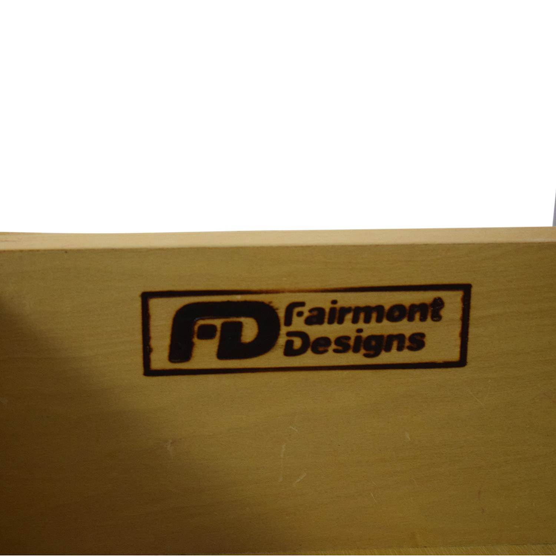 Raymour & Flanigan Teakwood Dresser / Storage