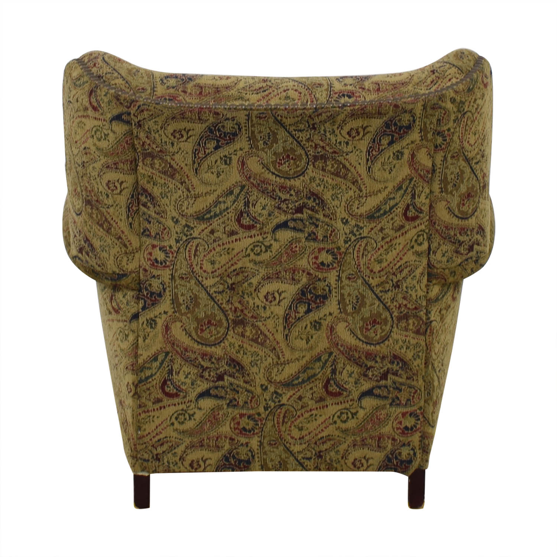 Rowe Accent Chair Target: Rowe Furniture Rowe Furniture Nailhead Paisley