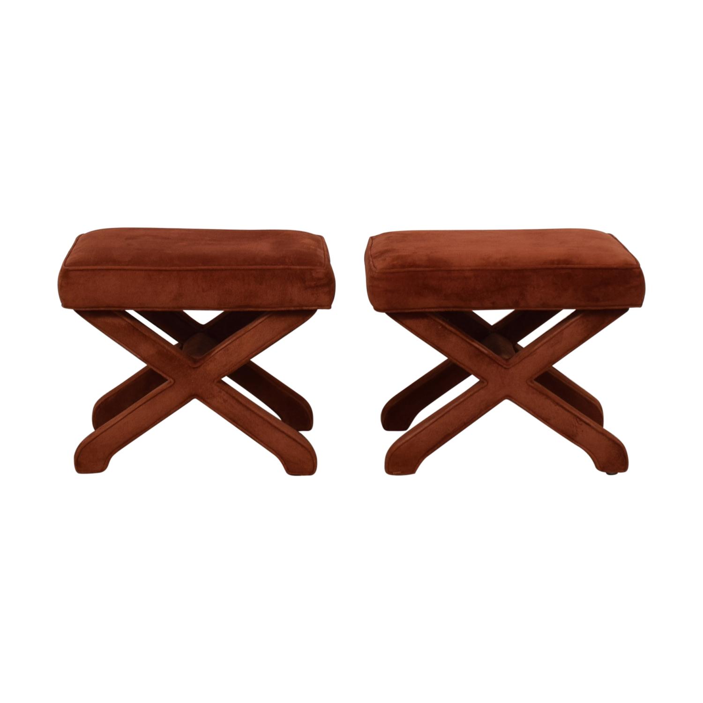 shop Lane Furniture Lane Furniture Upholstered Ottomans online