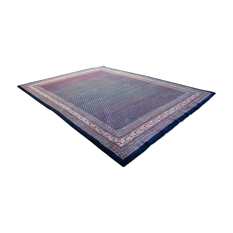 Saraband Pattern Oriental Rug coupon