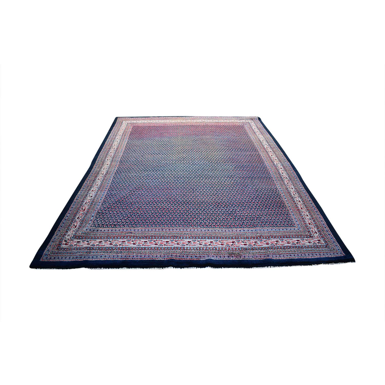 Saraband Pattern Oriental Rug sale