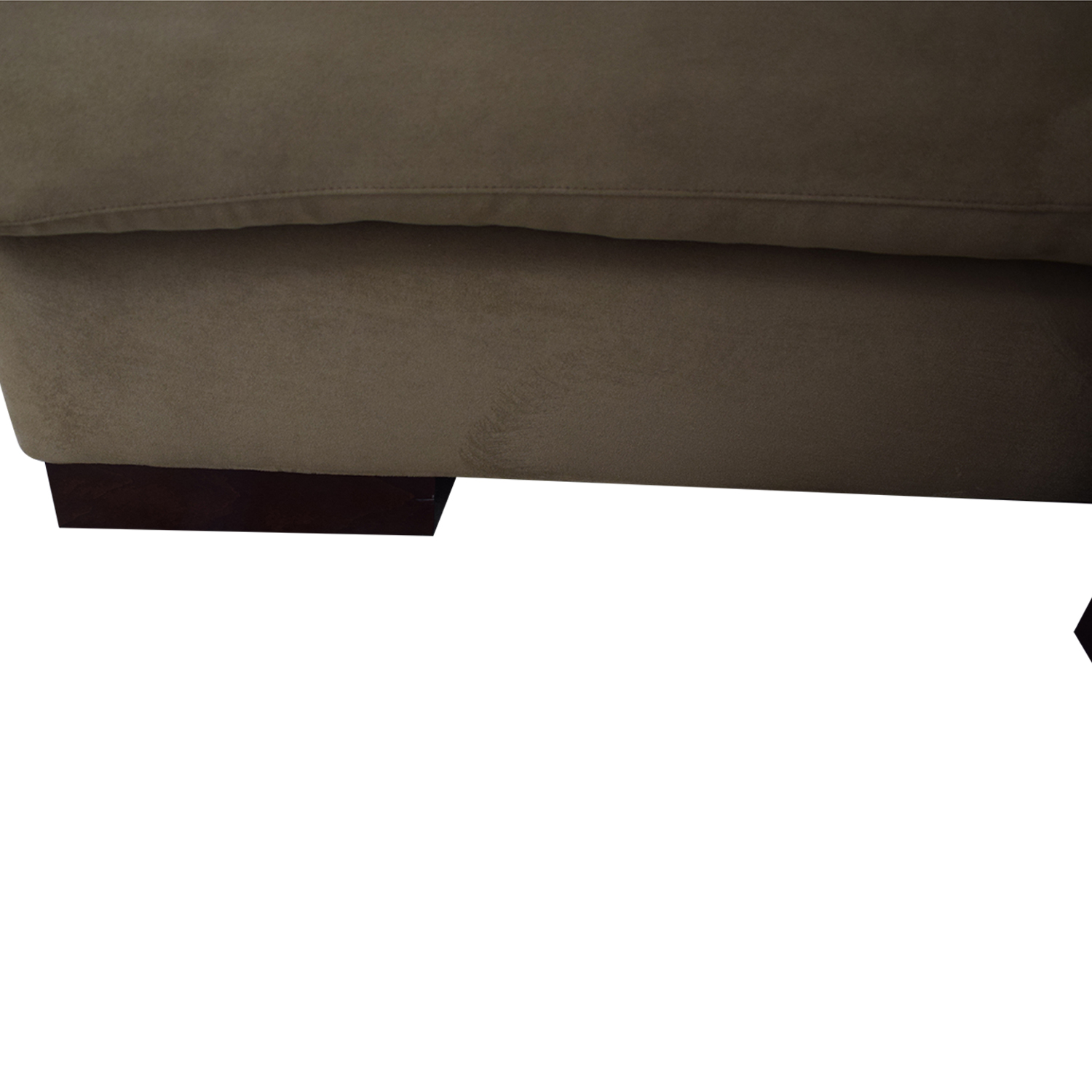 American Leather American Leather Chaise Sectional Sofa for sale