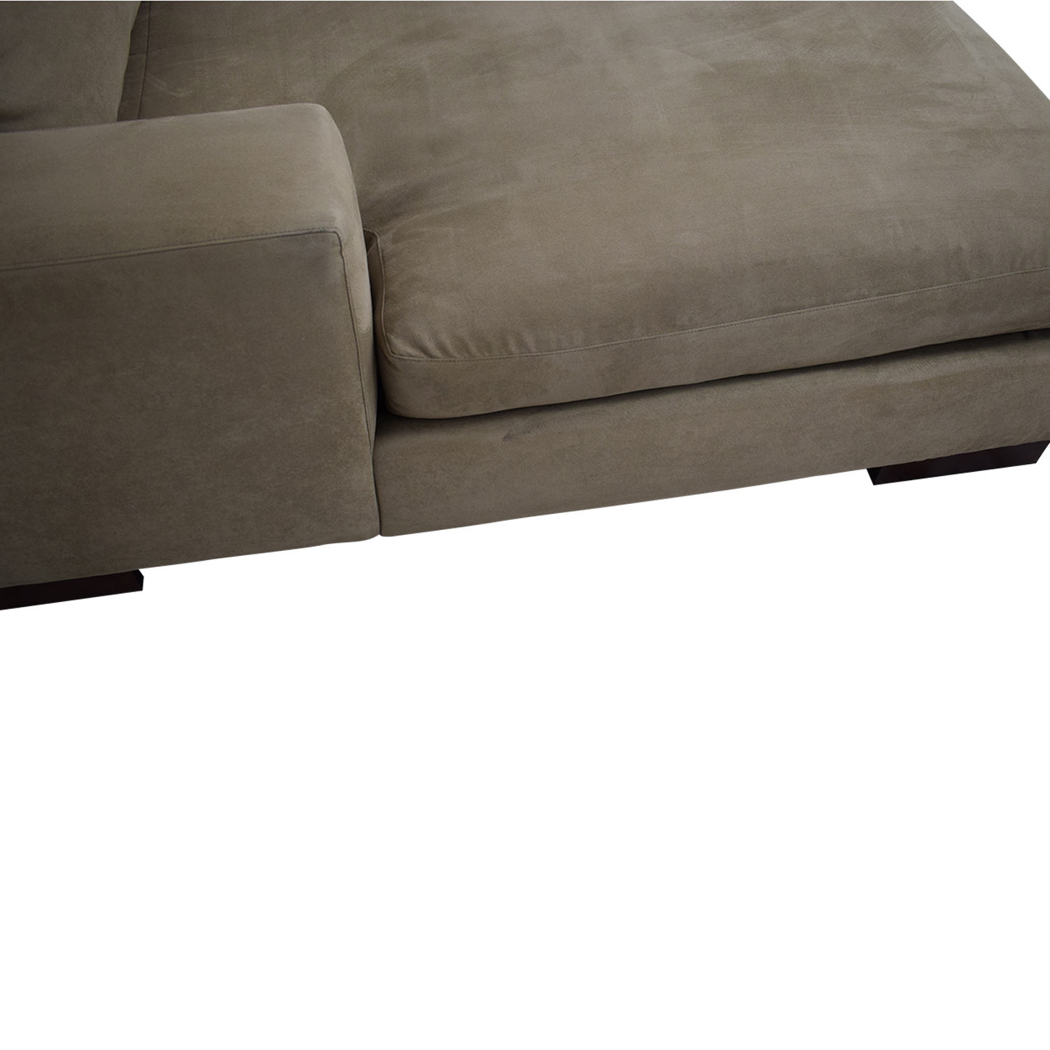 buy American Leather Chaise Sectional Sofa American Leather Sectionals