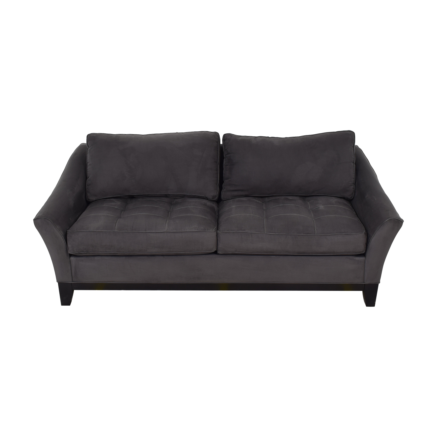 HM Richards Furniture HM Richards Sofa Bed dark grey