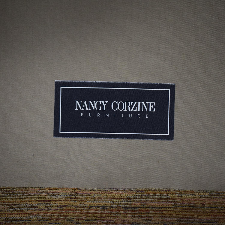Nancy Corzine Nancy Corzine Boris Club Chair discount