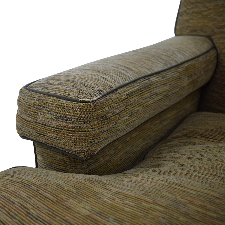 Nancy Corzine Nancy Corzine Boris Club Chair Accent Chairs