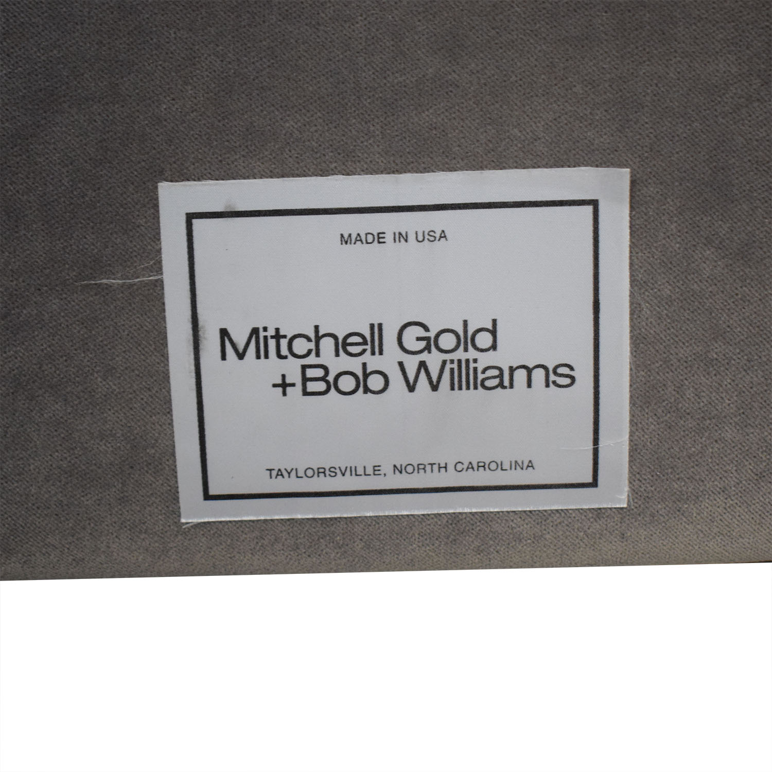 Mitchell Gold + Bob Williams Mitchell Gold + Bob Williams Upholstered King Bed Beds