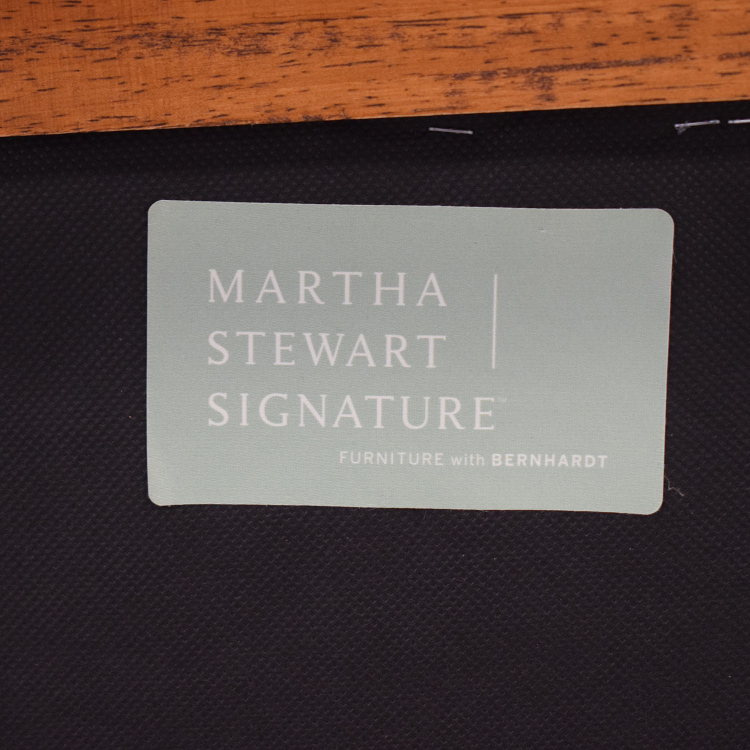 Bernhardt Bernhardt for Martha Stewart Lounge Chair Chairs