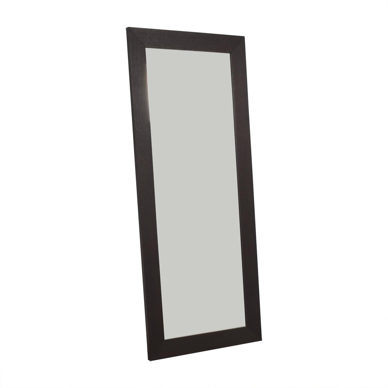 DDC DDC HK Mirror with Wood Frame Decor