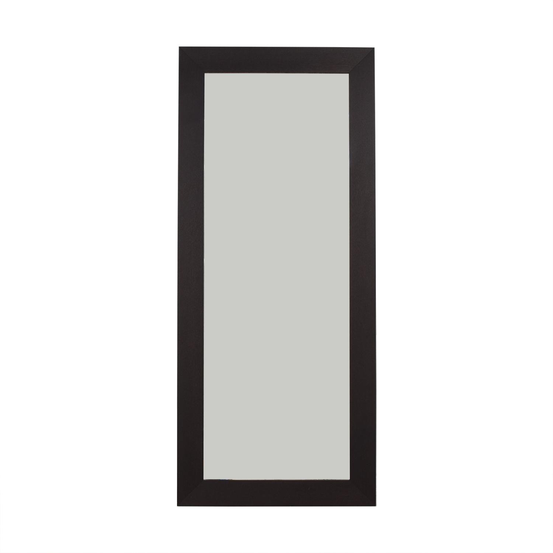 DDC DDC HK Mirror with Wood Frame discount