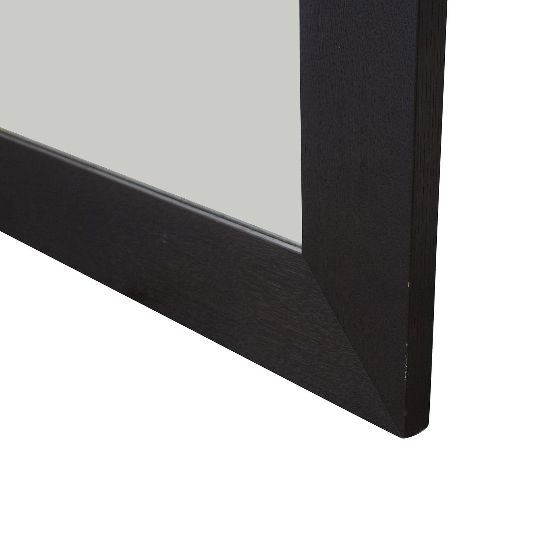 shop DDC HK Mirror with Wood Frame DDC