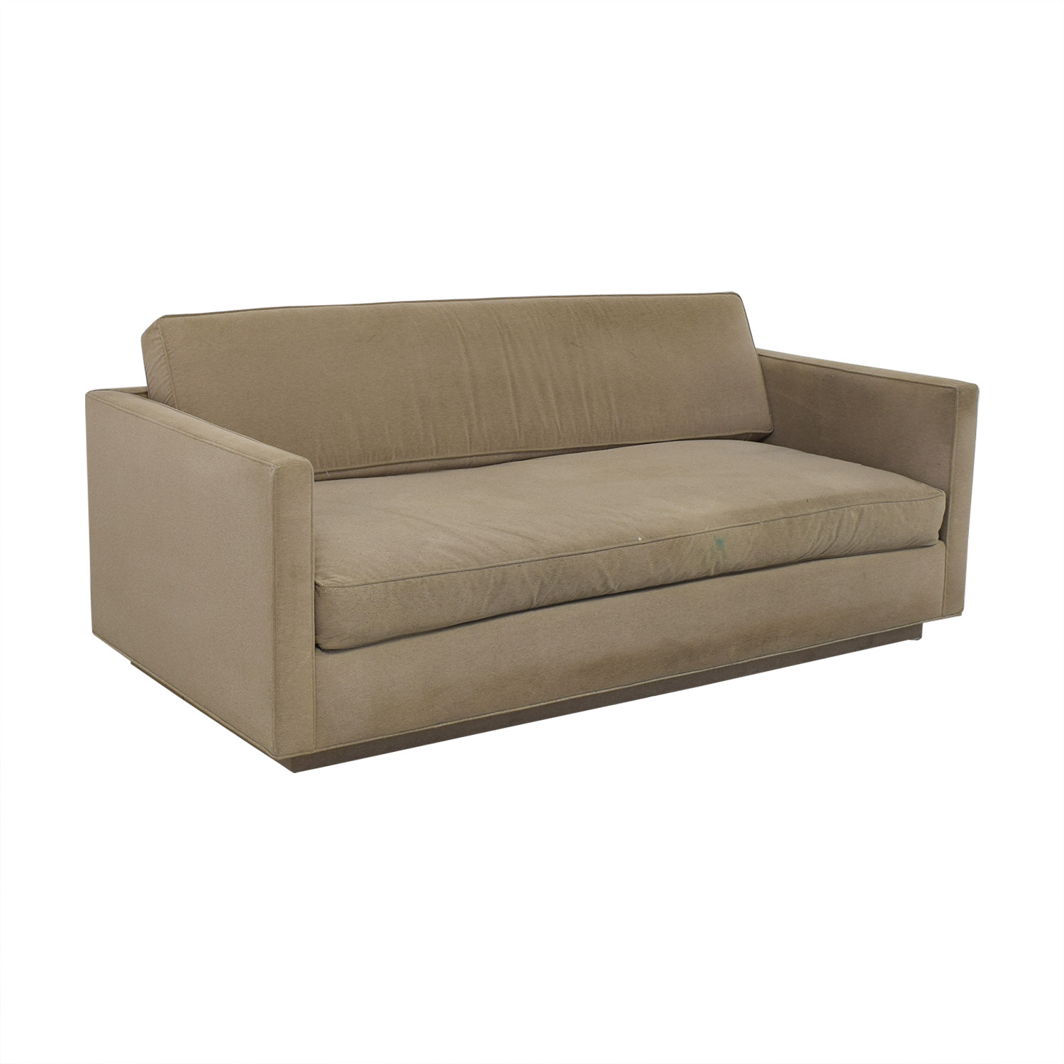 Todd Hase Todd Hase One Cushion Sofa discount