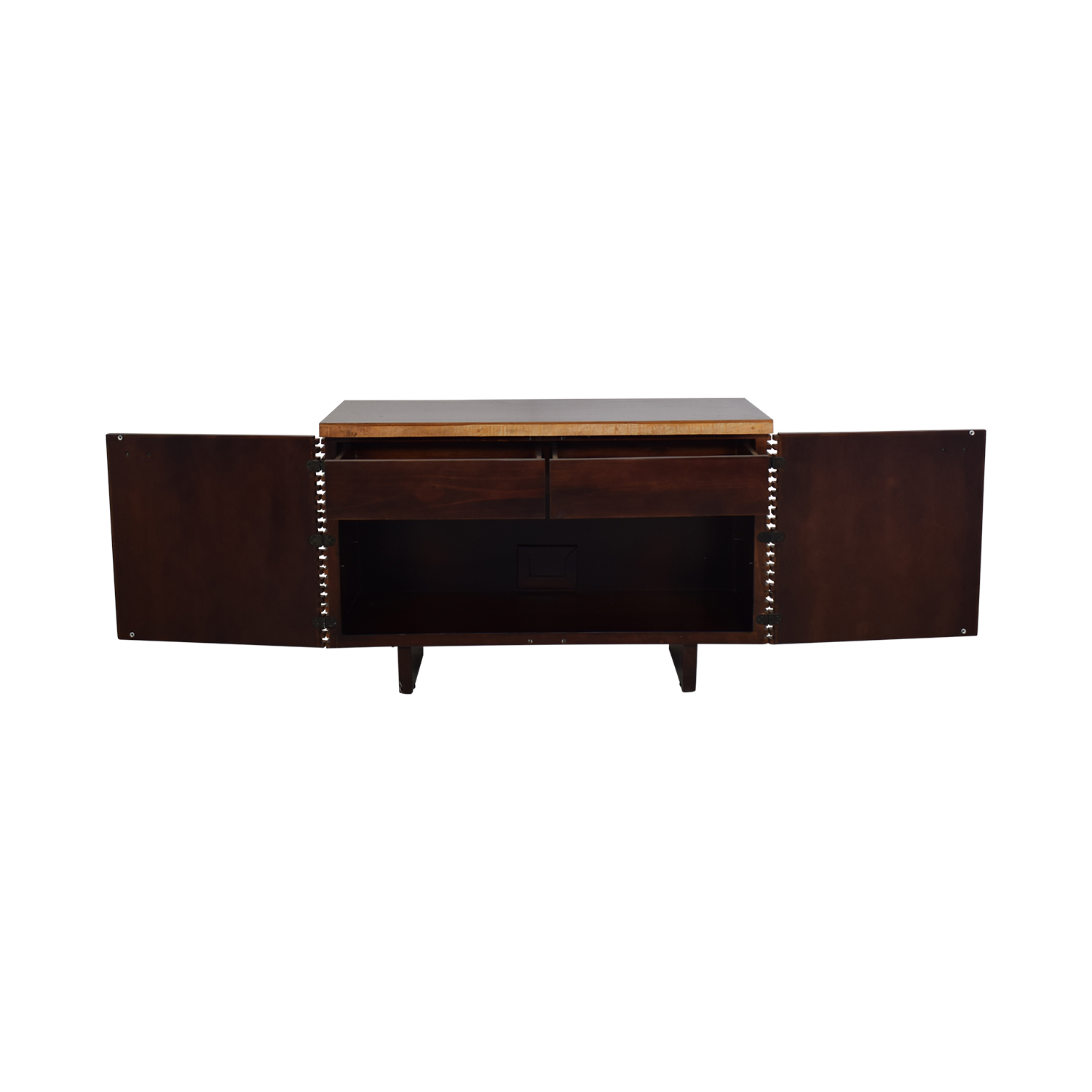 Crate & Barrel Crate & Barrel Paloma Two-Door Credenza second hand