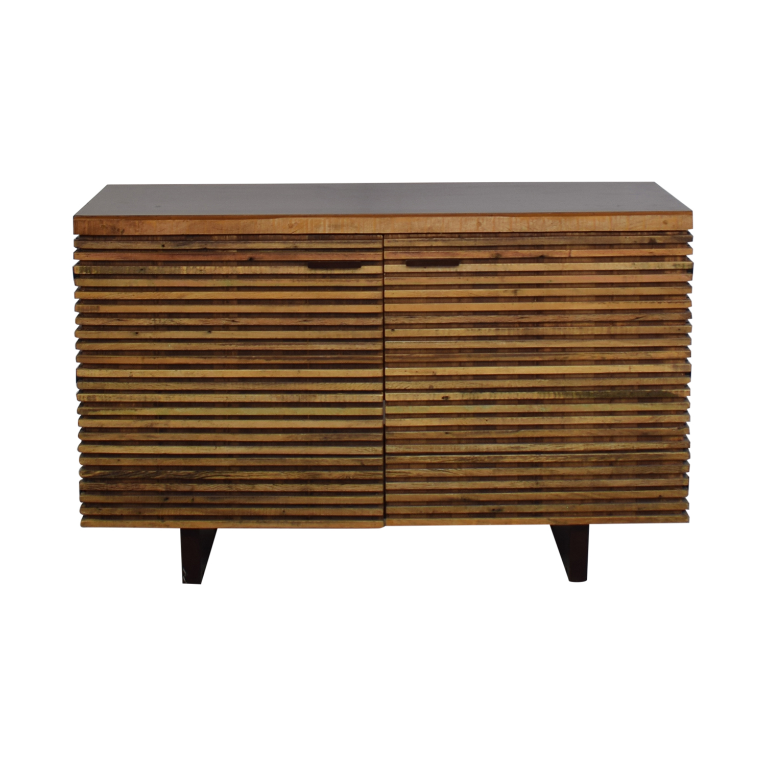 Crate & Barrel Crate & Barrel Paloma Two-Door Credenza for sale