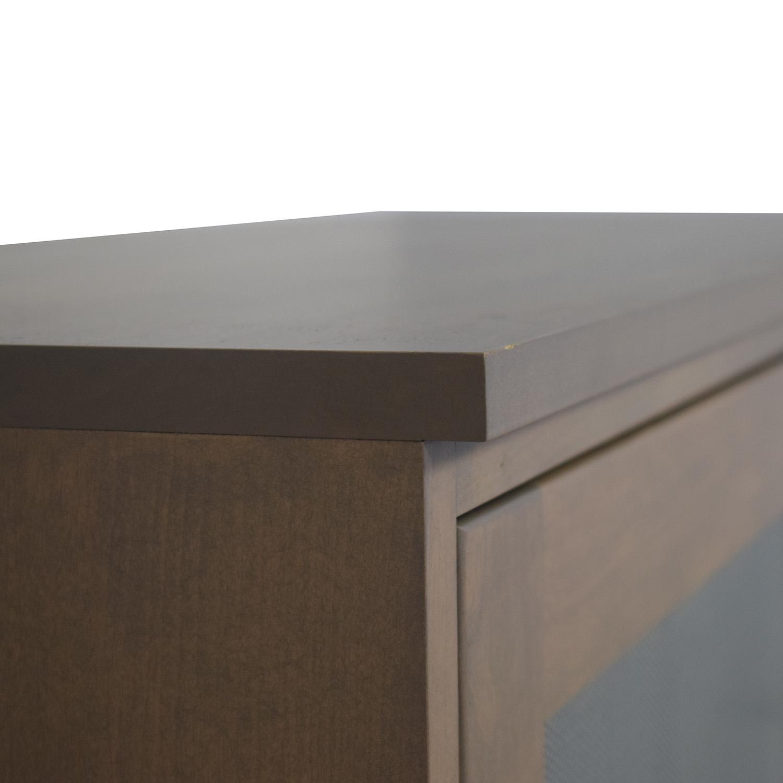 Room & Board Room & Board Linear Media Cabinet nj