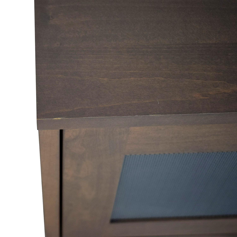 Room & Board Linear Media Cabinet sale